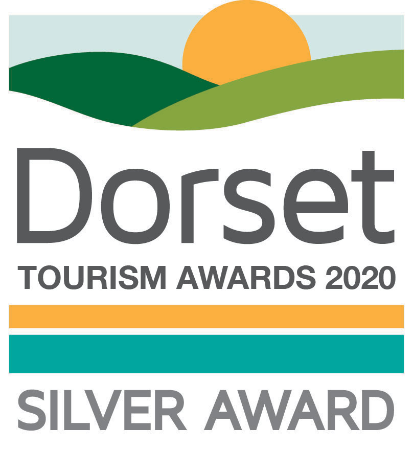 Dorset Silver Tourism award 2020 logo